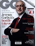 """Corbyn's vulnerability: his """"benign grandfather"""" image"""