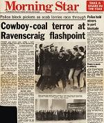 Imminent review into Scottish policing of miners' strike