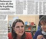 Belittling Jo Swinson: no sisterly support from queens of mean